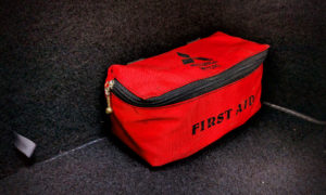 NZDM Starion OEM first aid kit